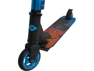 SCHILDKRÖT Scooter Stunt Scooter UNTWIST Galaxy Schwarz