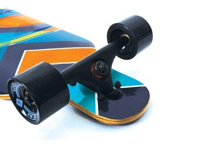 SCHILDKRÖT Skateboard Longboard 41´ CoolChimp Bunt