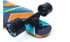 Vorschau: SCHILDKRÖT Skateboard Longboard 41´ CoolChimp