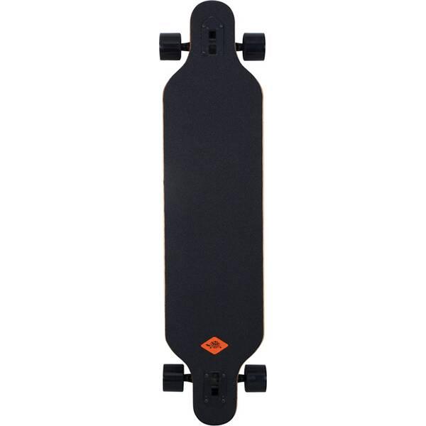 SCHILDKRÖT Skateboard Longboard 41´ GodFeather