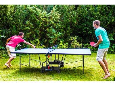 SCHILDKRÖT Tischtennistisch SpaceTec Outdoor Pink