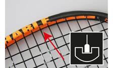 Vorschau: Unsquashable Squashschläger Inspire T-1000