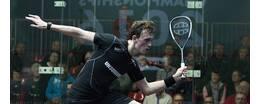 Vorschau: UNSQUASHABLE Squash-Schläger Inspire T-2000
