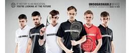 Vorschau: UNSQUASHABLE Squash-Schläger Inspire T-3000