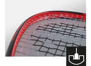 Vorschau: UNSQUASHABLE Squash-Schläger Y-TEC 805