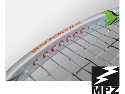 UNSQUASHABLE Squash-Schläger Y-TEC 5005 C4 Pink