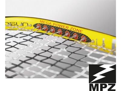 UNSQUASHABLE Squash-Schläger Y-TEC 8005 C4 Braun