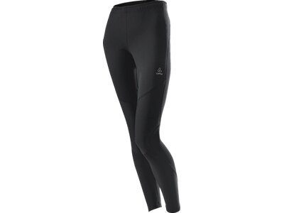 LÖFFLER Damen TIGHTS WS SOFTSHELL WARM Schwarz