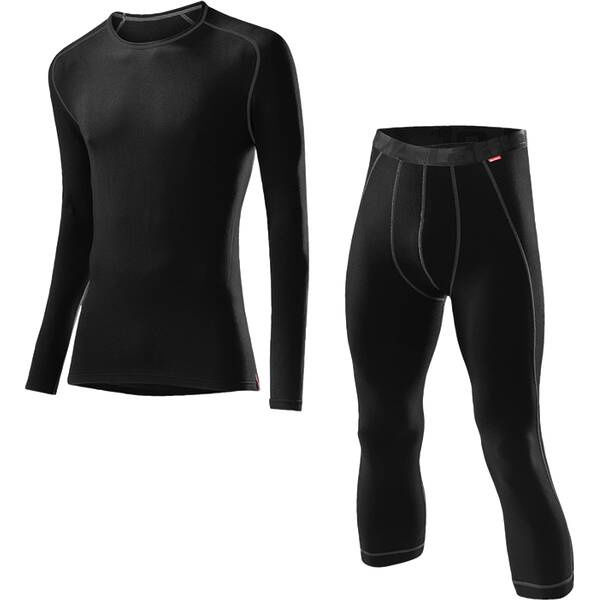 LÖFFLER Herren SET 3/4 HOSE TRANSTEX® WARM