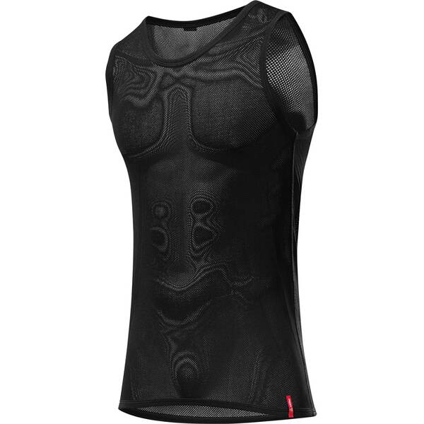 LÖFFLER Herren Netz-singlet Transtex® Light+