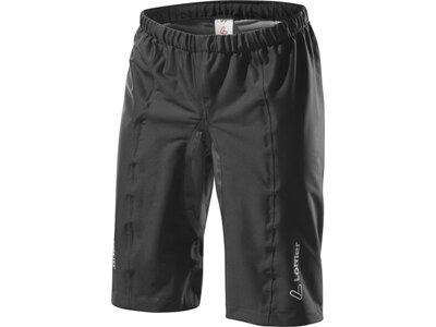 LÖFFLER Herren Bike Shorts Gtx Grau
