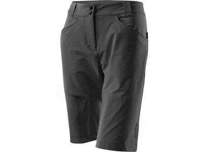 LÖFFLER Damen Trekking Shorts Csl Grau