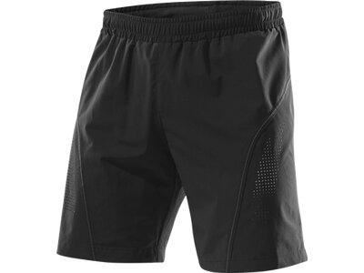 LÖFFLER Herren Running Shorts Superlite Schwarz