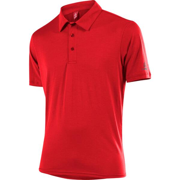 LÖFFLER Herren Poloshirt Transtex® Single Cf