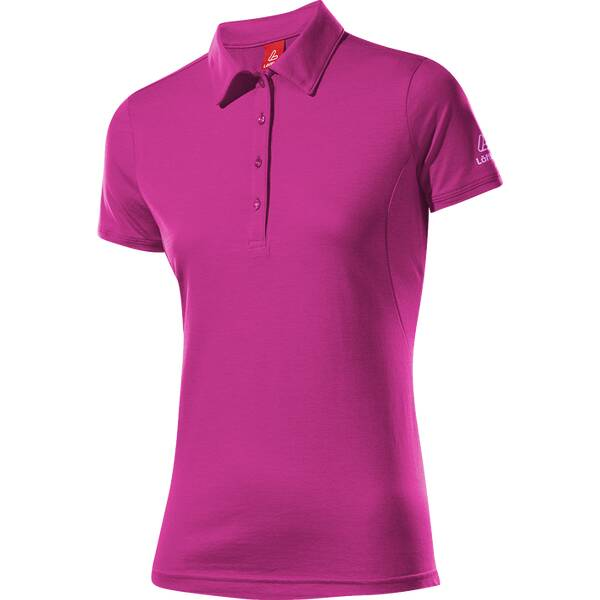 LÖFFLER Damen Poloshirt Transtex® Single Cf