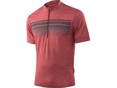 LÖFFLER Herren Trikot Bike Shirt Urban Hz Rot