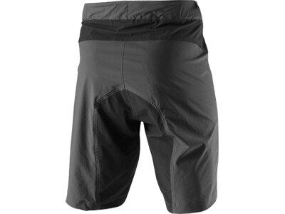 LÖFFLER Herren Bike Shorts Tourano Csl Grau