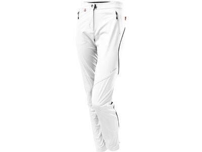LÖFFLER Damen Hose Weiß
