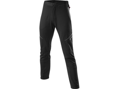 LÖFFLER Herren TOURENHOSE UNIVERS WS SOFTSHELL LIGHT Schwarz
