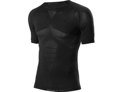 LÖFFLER Herren Shirt Seamless Transtex® Light Schwarz