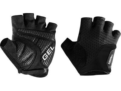 LÖFFLER Bike Handschuhe Elastic Gel Schwarz