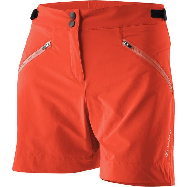 LÖFFLER Damen Bike Shorts Cortina Extrakurz Csl