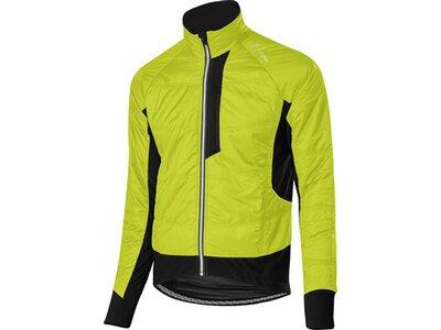 Löffler Bike-Iso-Jacke Primaloft® Mix Herren Grün