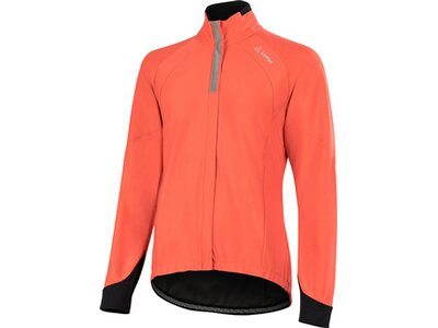 LÖFFLER Damen Bike Jacke Torino Ws Superlite Orange