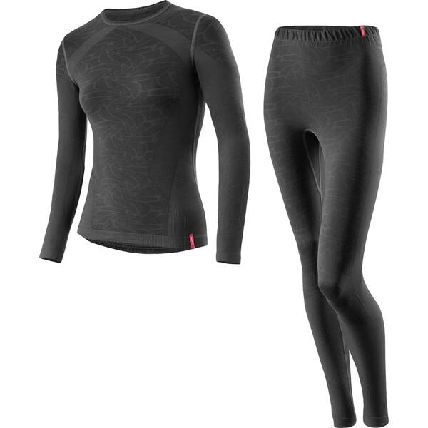 LÖFFLER Damen SET LANG TRANSTEX® WARM HYBRID