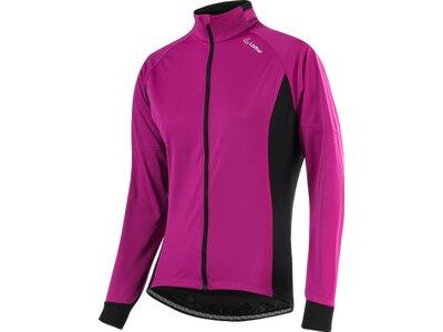 LÖFFLER Damen Bike Jacke Trentino Ws Softshell Rot