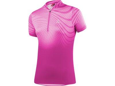 LÖFFLER Damen Bike Shirt Java Hz Pink