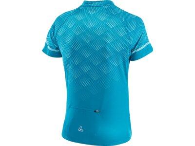 LÖFFLER Damen Bike Shirt Jessy Hz Blau