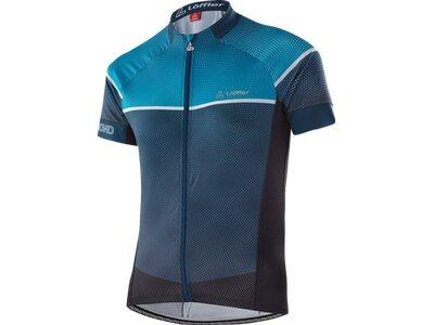 LÖFFLER Damen Bike Trikot Hotbond® Rf Fz Blau