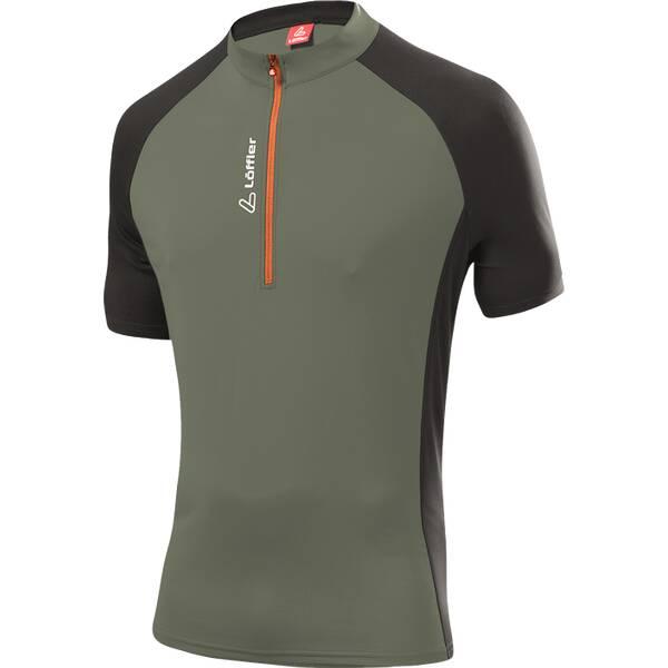 LÖFFLER Herren Bike Shirt Rocky Hz