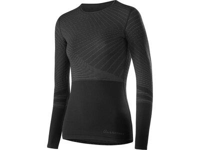 Löffler Shirt LA Transtex® Warm Hybrid Damen Schwarz