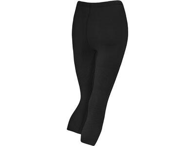 Löffler Unterhose 3/4 Transtex® Warm Hybrid Damen Schwarz
