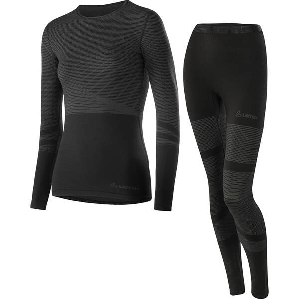 Löffler Set Lang Transtex® Warm Hybrid Damen