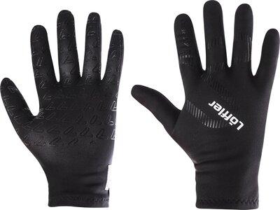 LÖFFLER Herren Handschuhe BIKE WARM Schwarz
