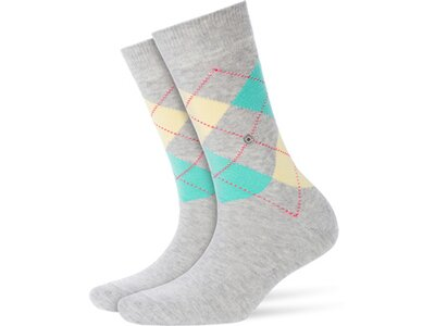 BURLINGTON Damen Socken QUEEN Gelb