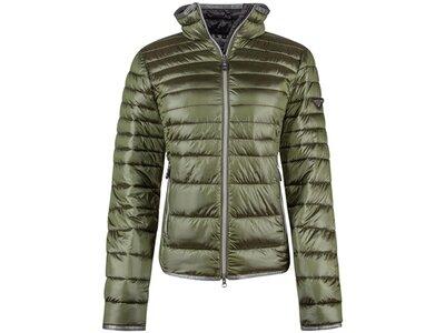 CANYON Damen Jacke in Leichtdaunenoptik Braun