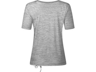 CANYON Damen Shirt Damen Shirt T-Shirt 1/2 Arm Grau