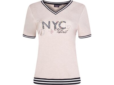 CANYON Damen Shirt Damen Shirt T-Shirt 1/2 Arm Braun