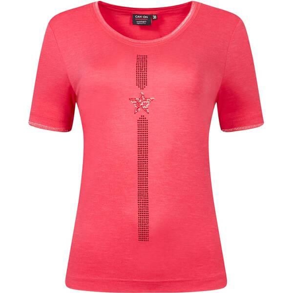 CANYON Damen Shirt T-Shirt 1/2 Arm