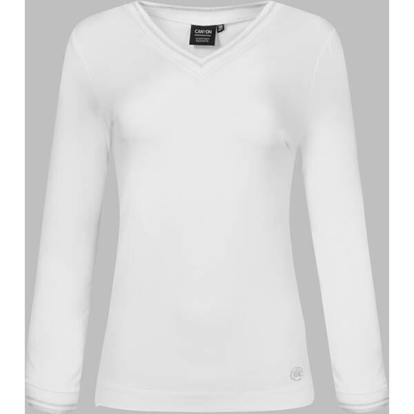 CANYON Damen Shirt T-Shirt 1/1 Arm