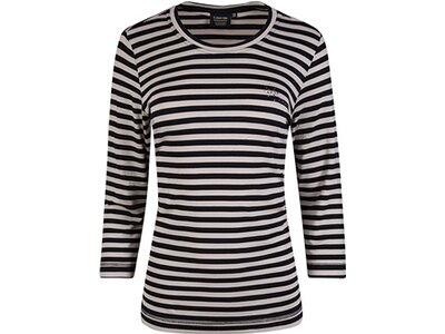 CANYON Damen T-Shirt 3/4 Arm Schwarz