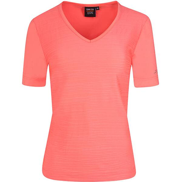 CANYON Damen T-Shirt 1/2 Arm