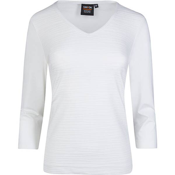 CANYON Damen T-Shirt 3/4 Arm