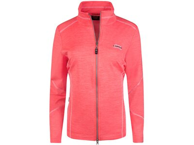 CANYON Damen Sweatjacke Weiß