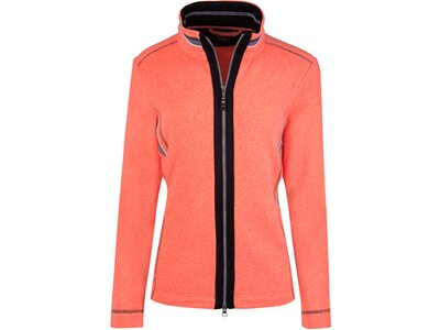CANYON Damen Fleecejacke Pink