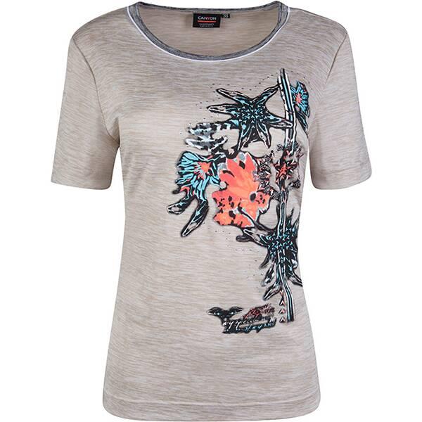 Damen T-Shirt 1/2 Arm